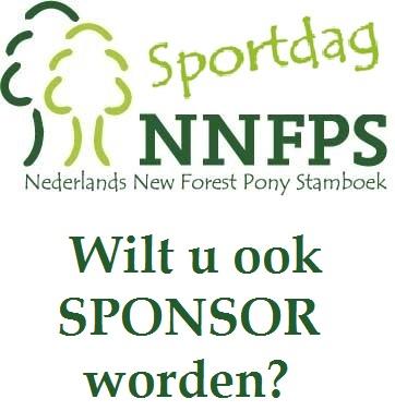 Sportdag Ook Sponsor Worden