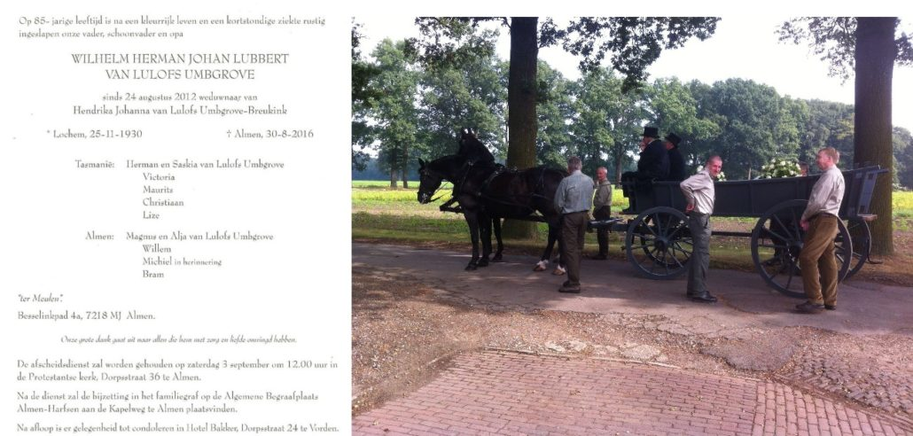 Lange Willem collage